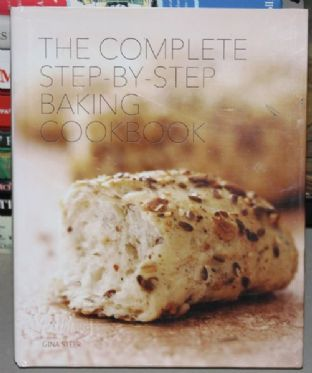 The Complete Step-By-Step Baking Cookbook - 9781847867100